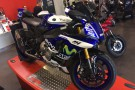 Yamaha YZF 1000 R1 de 2016