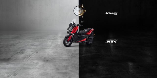 X-MAX 125 2018